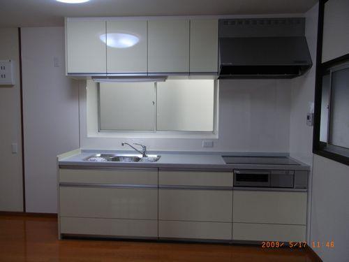 キッチンアフター1