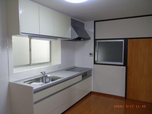 キッチンアフター3