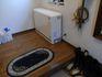玄関蓄熱暖房器設置