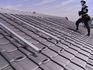 太陽光パネルフレーム取付